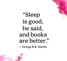George R.R. Martin quote by Pranatheory