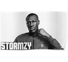 Stormzy - Wicked Skengman Poster
