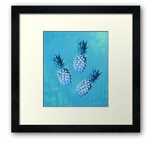 Like pineapples Framed Print