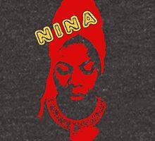 Nina Simone Red Unisex T-Shirt