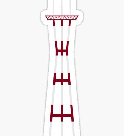 Sutro Tower Sticker