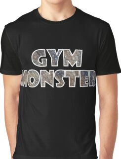 Gym Monster (Beast) Graphic T-Shirt