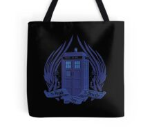 Doctor Who - Angels have the Phone Box Tote Bag