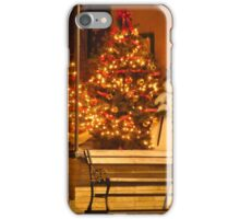 Small Town Christmas iPhone Case/Skin