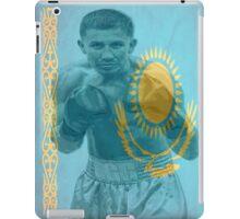 GGG Gennady Golovkin Boxing Kazakhstan iPad Case/Skin