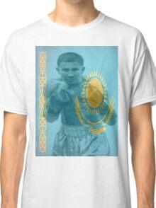 GGG Gennady Golovkin Boxing Kazakhstan Classic T-Shirt