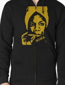 Nina Simone Yellow Sigar T-Shirt