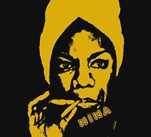 Nina Simone Yellow Sigar T-Shirt