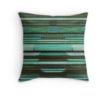 Exclusive Blue  printed designer Pillows & Cushions by Marijke Verkerk Design Throw Pillow