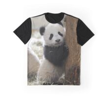 Adorable panda cub  Graphic T-Shirt