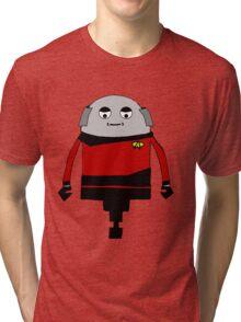 Captain Picard Tri-blend T-Shirt
