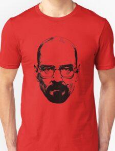 Walter White & Black (No White) T-Shirt