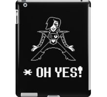 Mettaton - OH YES iPad Case/Skin