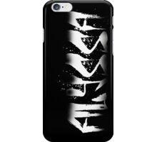Alyssa Decayed Style Graffiti Tag iPhone Case/Skin