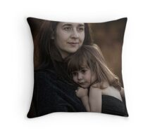 We will Throw Pillow
