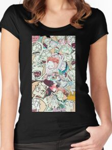 Pearl Women's Fitted Scoop T-Shirt