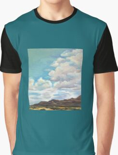 Santa Fe Sky Graphic T-Shirt