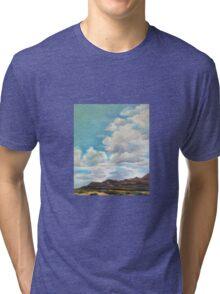 Santa Fe Sky Tri-blend T-Shirt