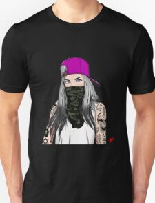 Girl Punk T-Shirt