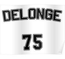 DeLonge 75 Poster