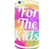 FTK!! iPhone Case/Skin