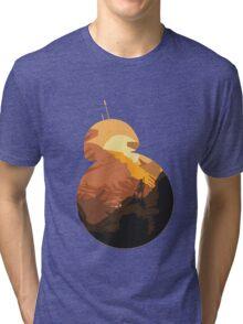 bb-8 Rey Tri-blend T-Shirt