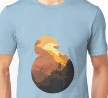 bb-8 Rey Unisex T-Shirt