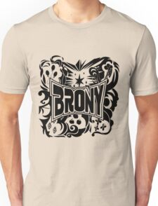 Brony Work Out Shirt Unisex T-Shirt