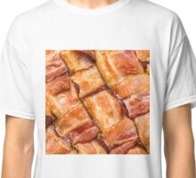 Cooked Bacon Mat Classic T-Shirt