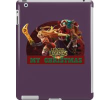 My Christmas iPad Case/Skin