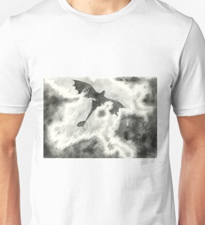 High Above the Clouds Unisex T-Shirt