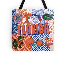University of Florida Collage Tote Bag