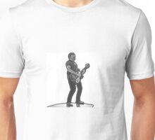 The Edge U2 i&e Tour 2015 Unisex T-Shirt
