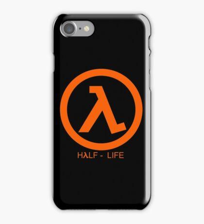 Half - Life Lambda iPhone Case/Skin