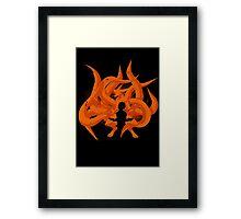 Inner fight! Framed Print