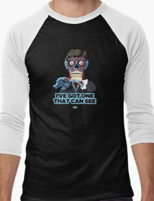 I've Got One That Can See Men's Baseball ¾ T-Shirt