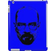 Walter White & Black (No White) iPad Case/Skin