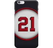 21 - Spahnie iPhone Case/Skin