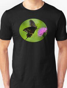 Spicebush Swallowtail Butterfly Art T-Shirt