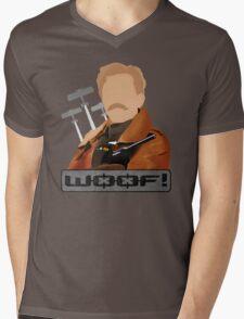 Lord Flashheart design Mens V-Neck T-Shirt