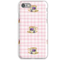 Coffee and Cake iPhone Case/Skin