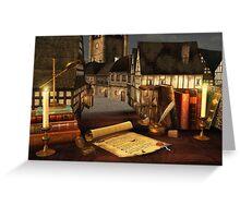 Ancient Horizons Greeting Card