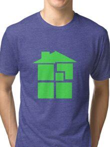 Homestuck - Sburb (Black) Tri-blend T-Shirt