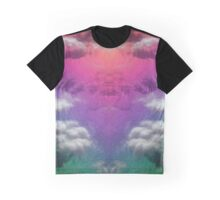 Ocean Rainbow - Side by Side Graphic T-Shirt