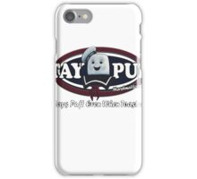 stay puft, logo, ghostbusters, movie, movie t-shirt iPhone Case/Skin
