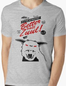 Better call Zuul Mens V-Neck T-Shirt