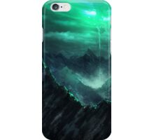 The breach iPhone Case/Skin