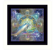 Beyond All Signs - Gong (no words) Art Print