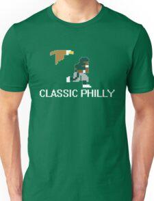 Classic Philly - 8 Bit Retro Unisex T-Shirt