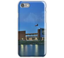 McLane Stadium at Baylor University iPhone Case/Skin